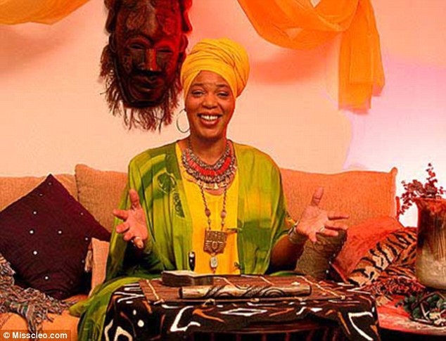 Miss Cleo starred in psychic television infomercials from 1997 to 2003.