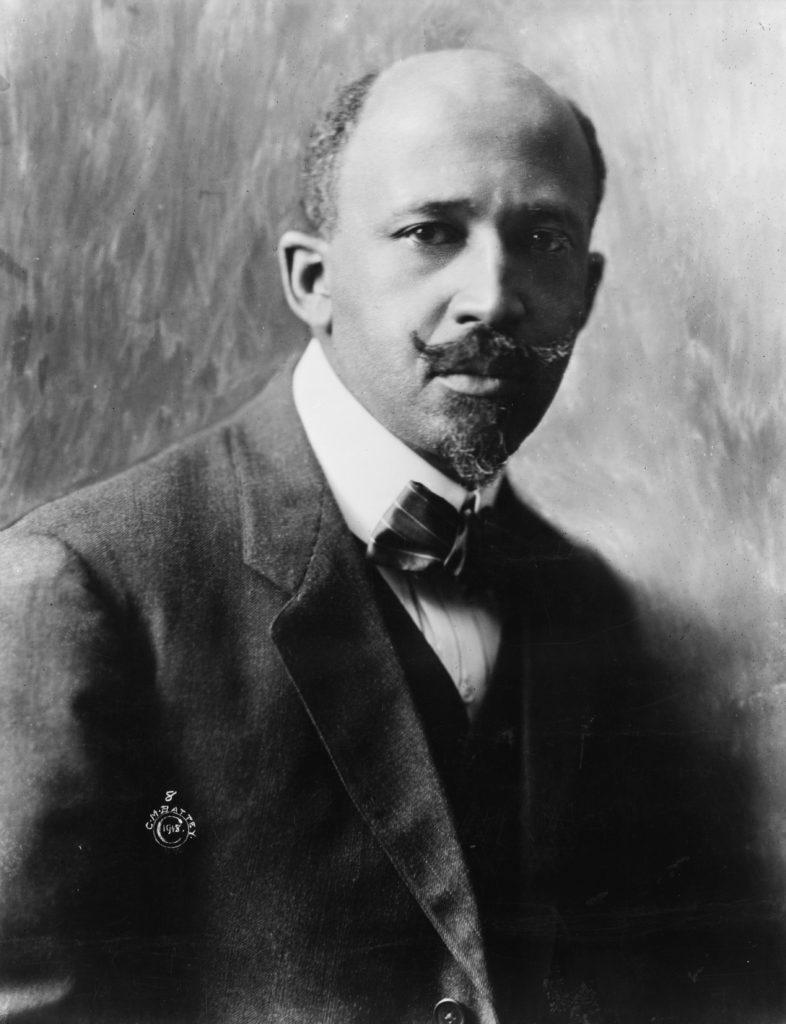 W.E.B. Du Bois, 1868–1963. Photo: Library of Congress.