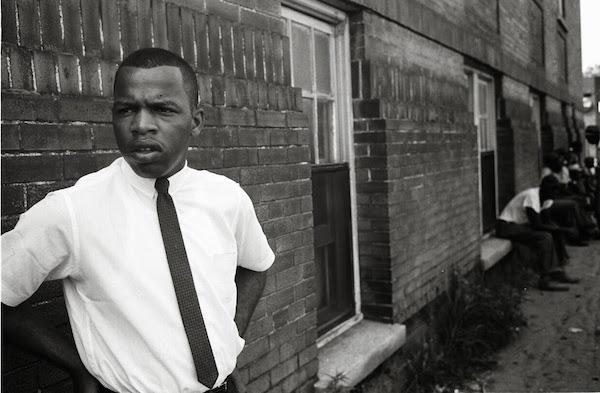 Steve Schapiro: John Lewis, Clarksdale, Mississippi, 1963