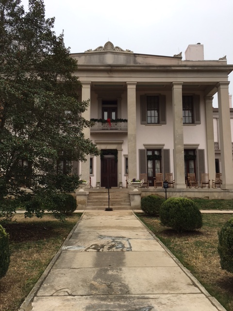 Mansion at Belle Meade Plantation (Credit: Brandon Byrd).