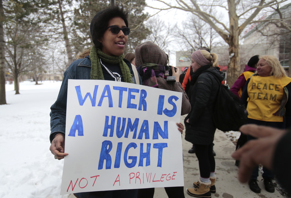 The incoming EPA will likely lean toward less oversight over state public health programs – and lax enforcement is one of the causes behind the Flint water crisis. Rebecca Cook/Reuters