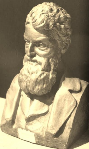 John Brown, sculpture by Edmonia Lewis. Source: New York History Blog.