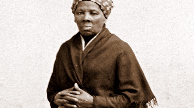 Harriet Tubman. Photo: Wikipedia.