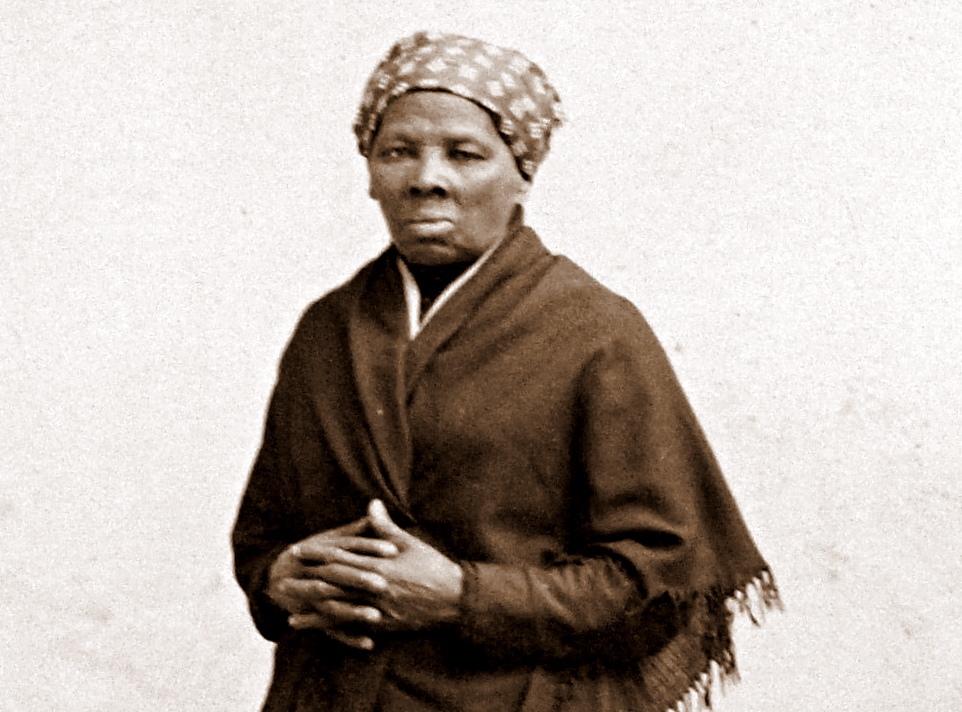 Harriet Tubman. Photo: Wikipedia.