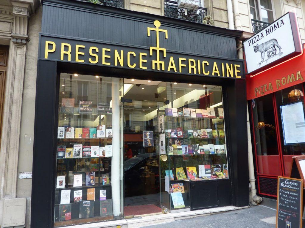 Présence Africaine, Paris. Photo: Discover Paris.
