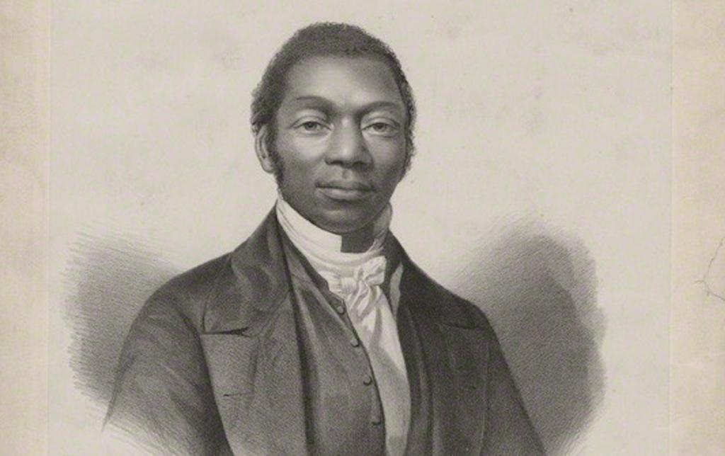 James W.C. Pennington. Photo: National Portrait Gallery.