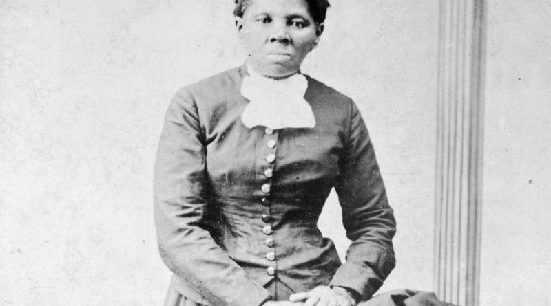 Harriet Tubman, ca. 1860–1875. Photo: Library of Congress.
