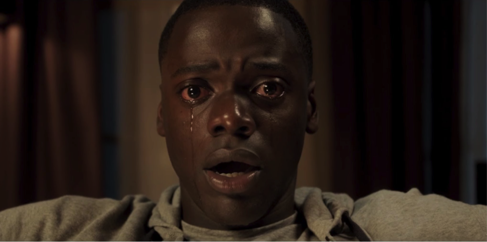 Chris Washington (Daniel Kaluuya) in Get Out. Photo: Universal Pictures.