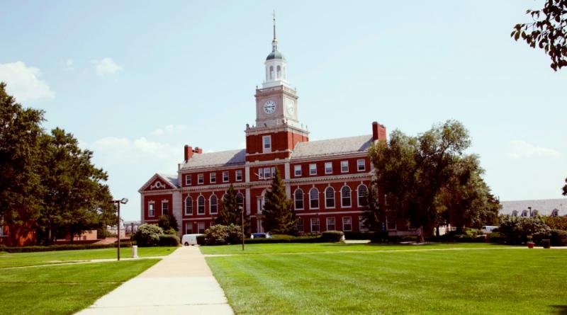 Howard University. Photo: HBCU Buzz.