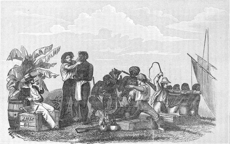 Overseer Violence on Eighteenth Century Plantations