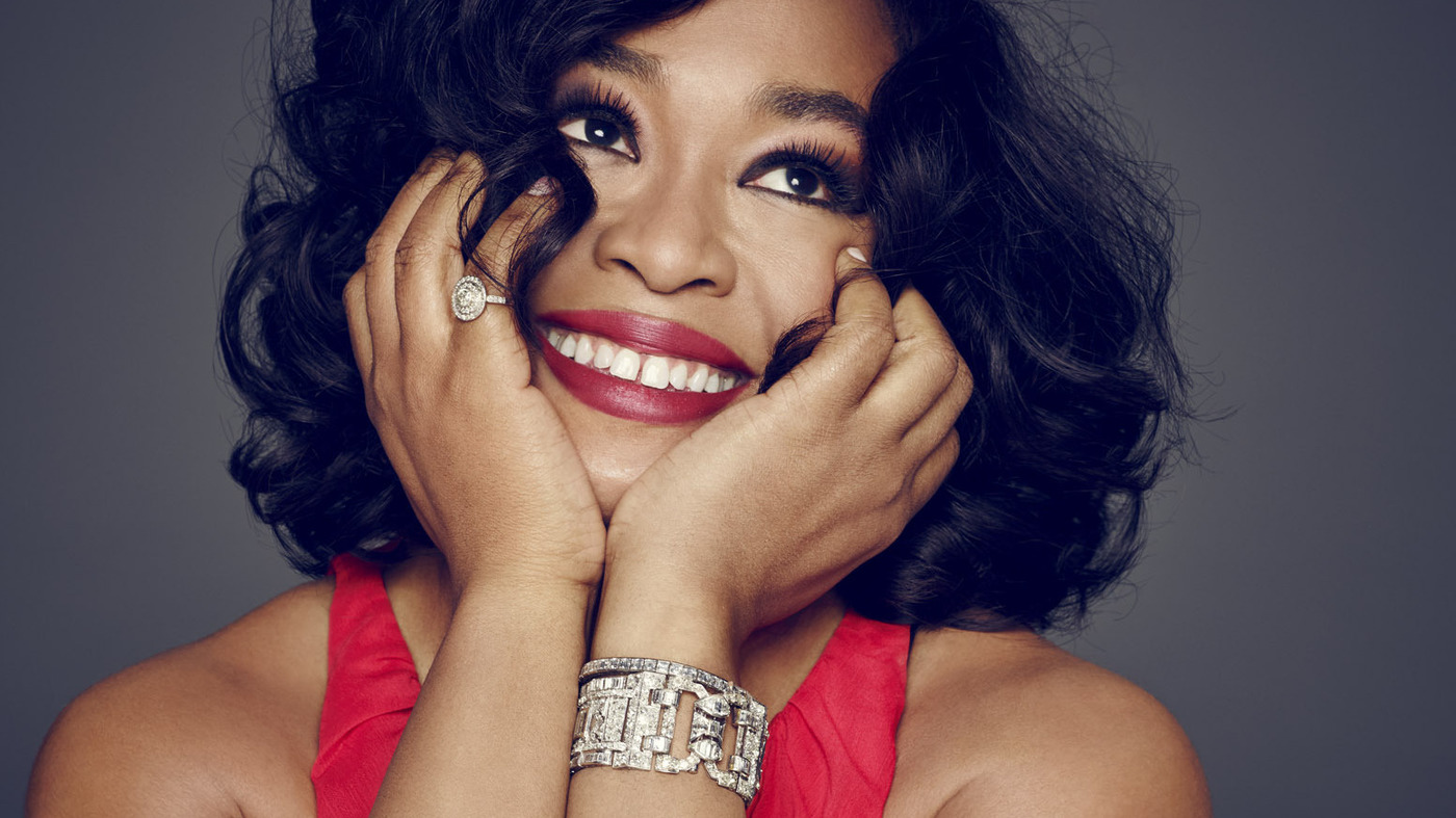 Shonda Rhimes. Photo: James White / Simon & Schuster via NPR.