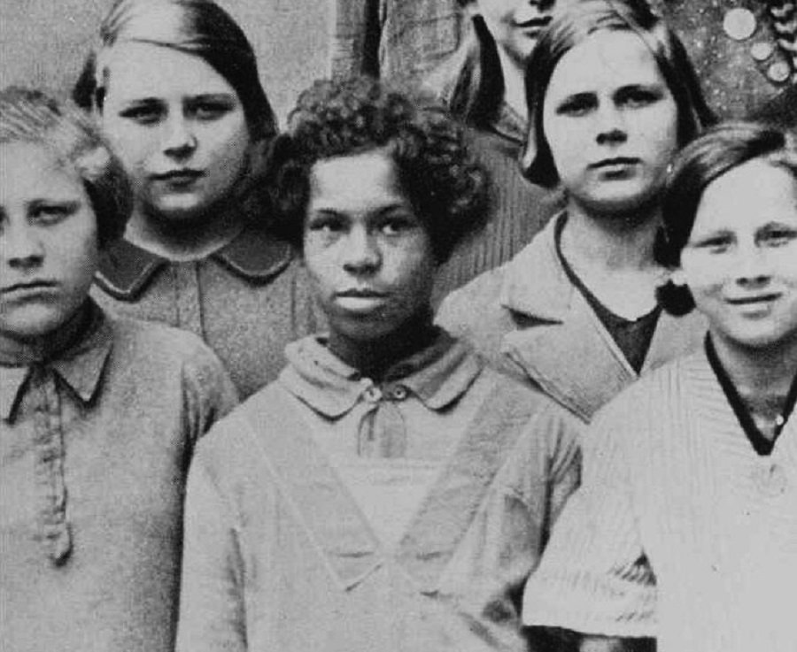 Afro-German during the Third Reich. Photo: Propaganda-Pravada.