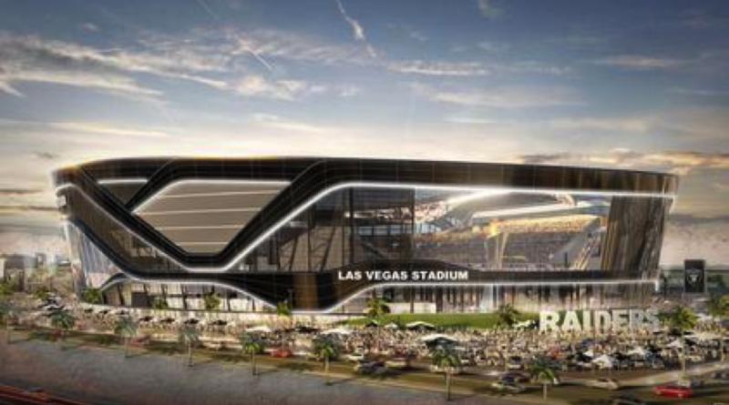 Las Vegas Stadium – Future home of the Las Vegas Raiders.