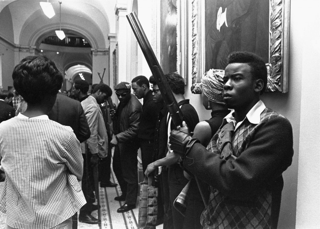 Inside the Gun of the Black Panther Party