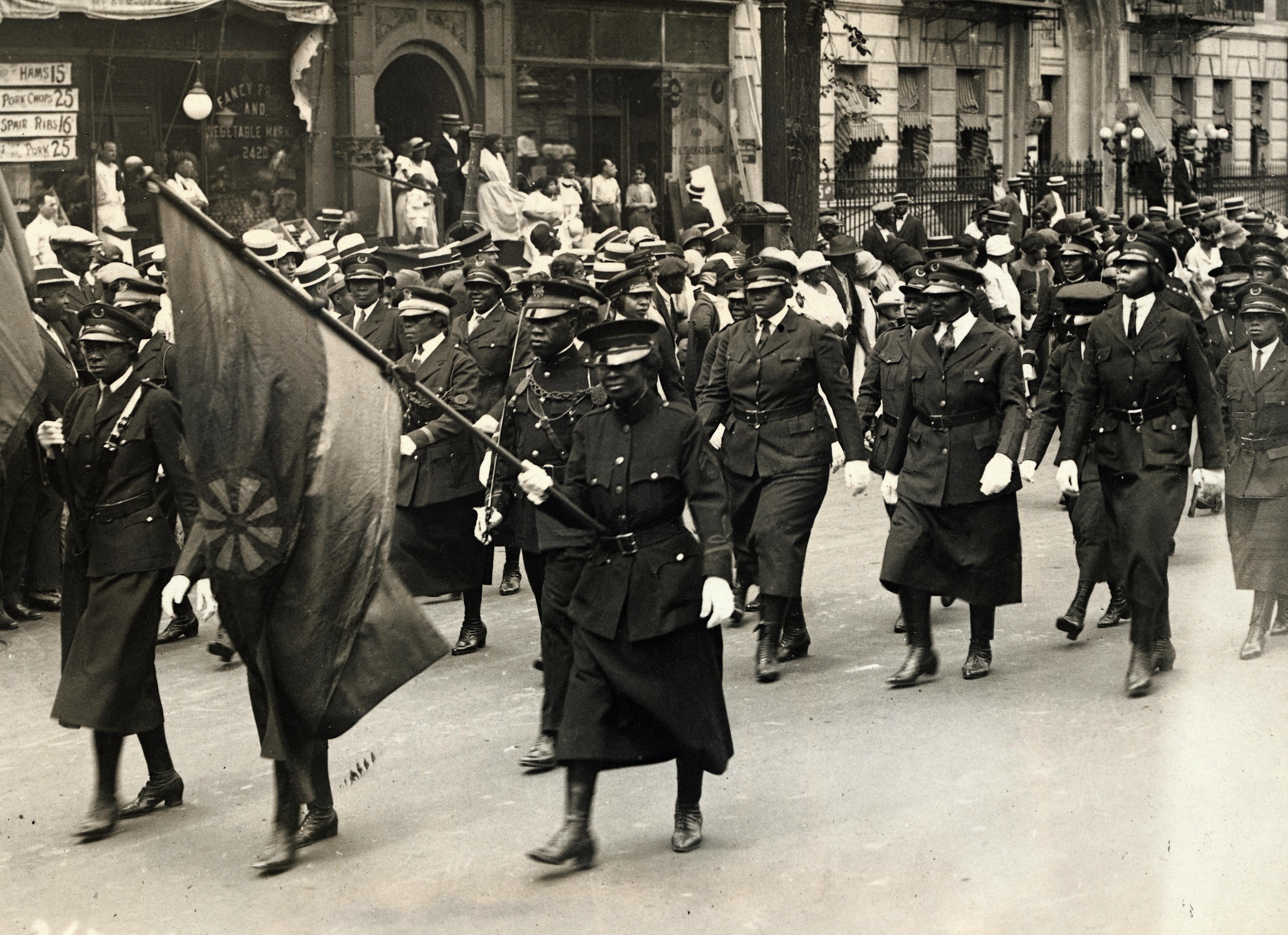 Centering Black Nationalist Women's Ideas: An Author's Response