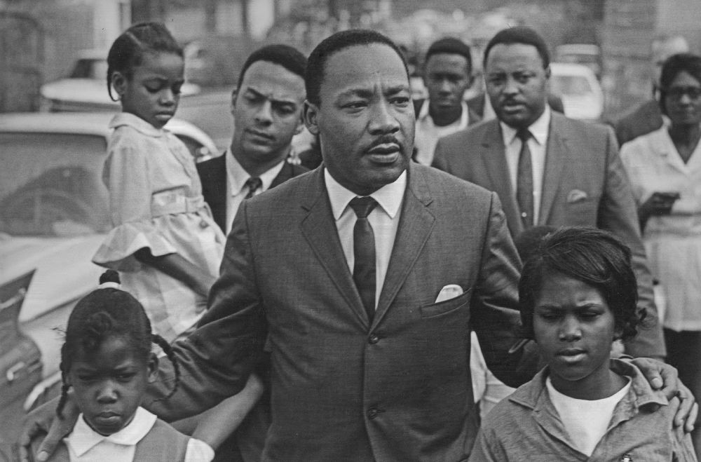 Reclaiming Martin Luther King Jr.'s Radical Vision
