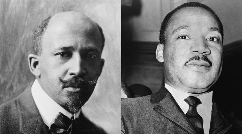 Race, Religion and Radicalism: King and Du Bois