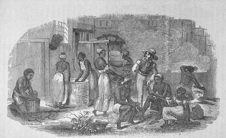 A History of Slavery in the United States
