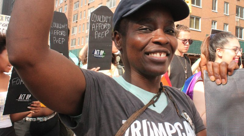 Therese Patricia Okoumou: Black Women's Bodies and Public Protest