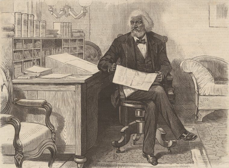 Toward a Synchronic Reading of Frederick Douglass