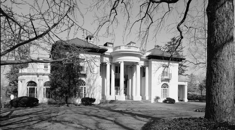 On Madam C. J. Walker's Architecture
