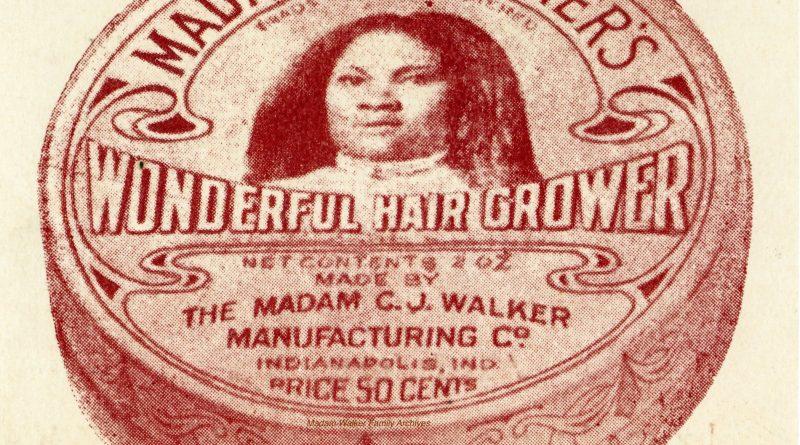 Look Good, Do Good: Madam C.J. Walker and Rihanna's Beauty Politics
