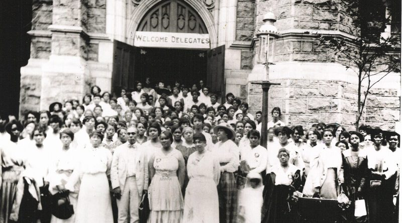 Affluence and Community at the Madam C. J. Walker Manufacturing Company