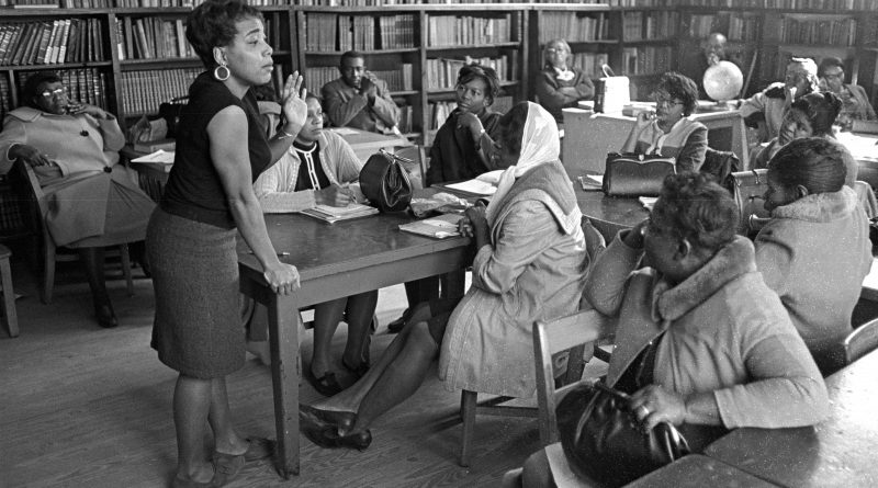 Black Intellectual History and the Long Struggle for Freedom