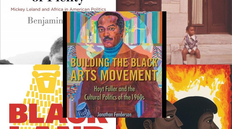 2020 Finalists for the Pauli Murray Book Prize in Black Intellectual History